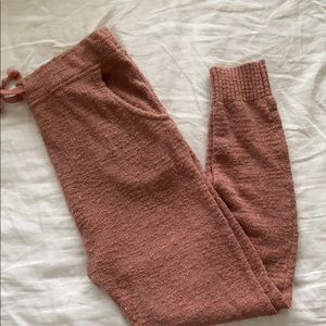 Free People Knit Joggers